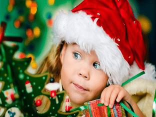 Новогодние конкурсы для детей