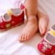 Как узнать размер ноги ребенка?