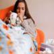 Причины появления сухого или мокрого кашля при беременности, а также методы его лечения