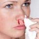 Что делать, если часто течет кровь из носа при беременности?
