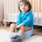 Пассивность и упрямство ребенка перед горшком